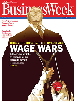 Businessweek Wage Wars