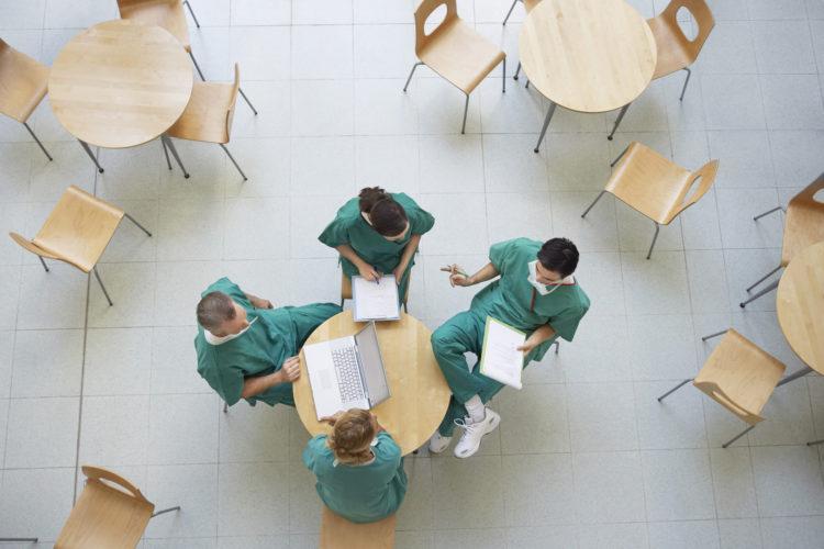 John Muir Hospital Workers